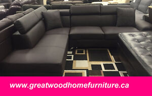 MODERN STYLE SECTIONAL SECTIONAL ..$799