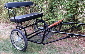 Brand New Mini Horse Cart and acc.