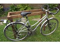 Dawes Touring Bikes. Lady's and Gent's Dawes Kara-Kum touring bikes.