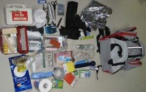 Earthquake/Emergency Backpack Kit