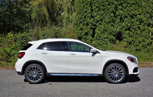Lease takeover $300/mth Mercedes Benz  GLA250 4matic