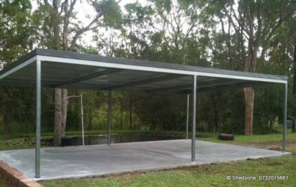 Patios Carports Fencing Garages Sheds Awnings