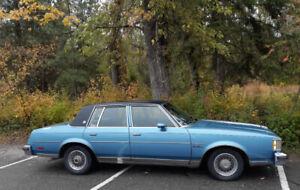 1981 Oldsmobile Cutlass 4Door