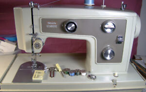 KENMORE PORTABLE HEAVY DUTY SEWING MACHINE ZIGZAG PLUS