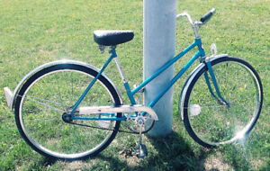 "Vintage Sears Coaster Brake Bike Made in Canada 19"" frame"