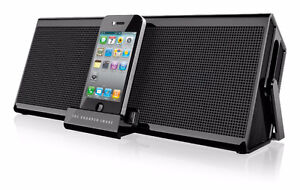 Sharper Image ESI-P302 The Chill Speaker Dock, New $55.00