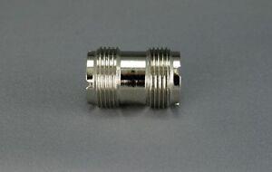 Female UHF (SO239) to Female UHF (SO239) Adapter London Ontario image 2