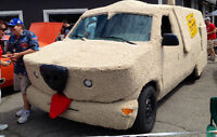 FULL TIME DOG DRIVERS WANTED: $500/week Truck or Van required