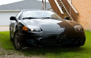 Dodge Stealth - drive with a purpose this summer lol
