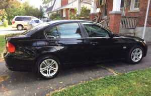2011 BMW 328 X-Drive Black 6-Speed 96K Perfect Condition