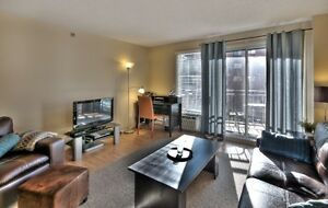 Dollard des Ormeaux, nicely furnished 1-2- bdr executive rentals