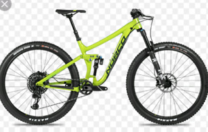 Interested in buying high end  full suspension mountain bike