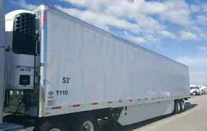 Utility Trailer with reefer