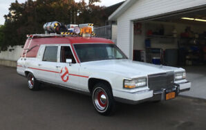 Cadillac 1992 Ghostbusters