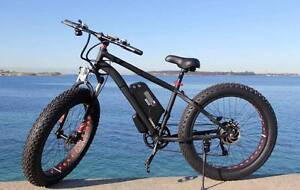 Electric Bike Bicycle Fat Wheel 36V now only $1100 Brand New Sydney City Inner Sydney Preview
