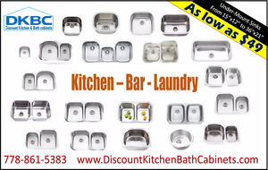 Premium Hand-made Kitchen Sinks & Farm Apron Sinks from DKBC