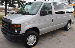 *SOLD 2011 Ford E-150 XL 8 PASSANGER 3 YEAR WARRANTY