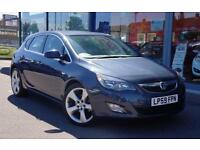 2010 VAUXHALL ASTRA 2.0 CDTi 16V SRi Auto NAV, ALLOYS and P SENSORS