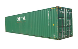 SHIPPING CONTAINERS FOR STORAGE - SALE