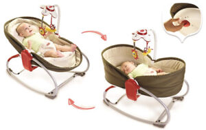 Tiny Love 3 in 1 Rocker Napper balancelle, Berceaux, muscical