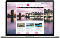 Design de Site Web **Prix Tres Competitif!!**