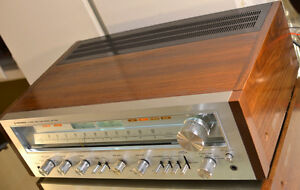 PIONEER SX-750 STEREO RECEIVER AMP AMPLIFIER *BEAUTIFUL CLASSIC*