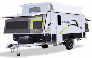 As new 2015 Jayco 16.49-3b Expanda with shower and toilet Sorrento Joondalup Area Preview