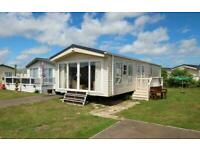Delta Cambridge 2017 static caravan at Birchington Vale, Kent