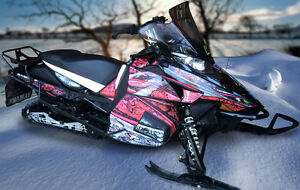 Custom Designed Sled Wraps & Snowmobile Graphics London Ontario image 5