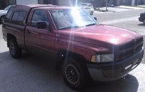 1996 Dodge Power Ram 1500 Short Box Pickup Truck