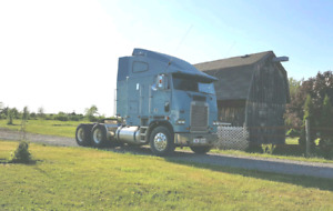 Freightliner Cabover for sale.