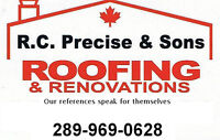 RESIDENTIAL ROOFING & REPAIRS