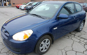 2009 Hyundai Accent Coupe