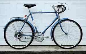 Raleigh 12 Speeds Vintage Road Bike
