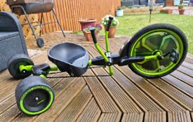 "Huffy 20"" Green Machine Go-Cart"