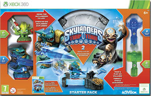 Skylanders Trap Team Starter Kits for XBox 360 -brand new in box