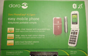 DORO CELL PHONE 410 GSM