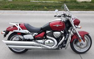 2009 Suzuki M90 M 90 Boulevard 1500cc New Tires Fresh Safety
