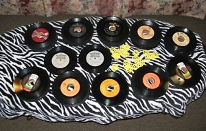 45 RPM Records. Over 200 titles from 50's 60's 70's