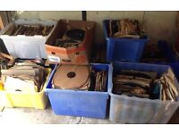 1,000s of 78rpm records