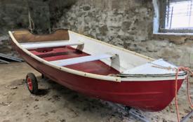 Boat / tender / dinghy - 10 foot / 3m