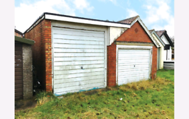 Wanted garage and land in London