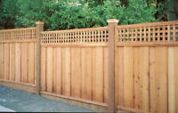 Looking to quote on your fence projects