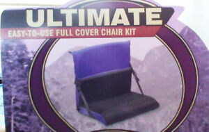 Convert Your Therma Rest into an Easy Chair!