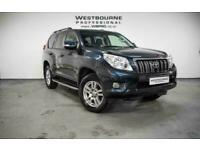 2012 Toyota LAND CRUISER 3.0 D-4D LC4 Auto SUV Diesel Automatic