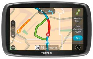 "GPS Tomtom GO 600 écran 6"""