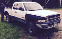 2001 Dodge Ram 1500 for sale or trade for?