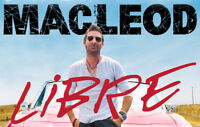 Spectacle de Peter Macleod Salle Maurice O Bready