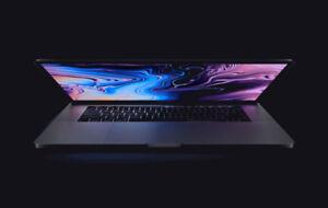 15 Inch Macbook Pro 256GB 2018 SEALED IN PLASTIC !!