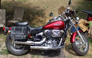2007 750cc Honda Shadow